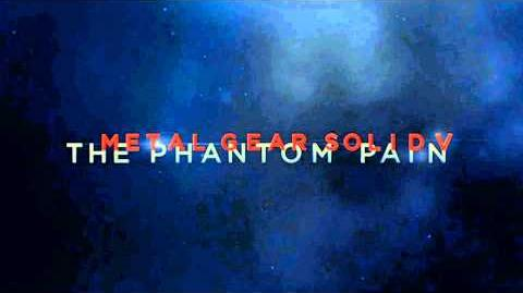 "Metal Gear Solid V The Phantom Pain - Trailer Soundtrack (Garbage - ""Not Your Kind of People"") HQ"