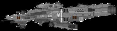 UNSC corvette