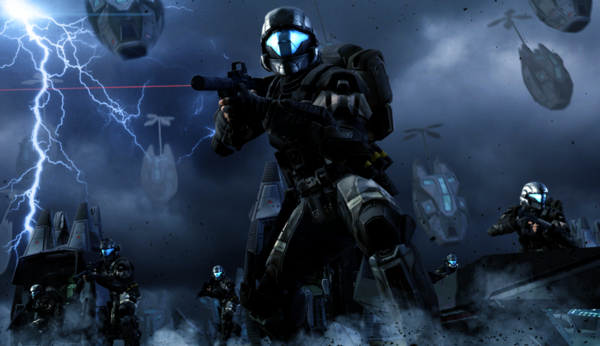 Odst drop by lordhayabusa357-d6rhp8h