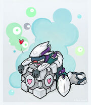 Companion by Atomic Chocograph