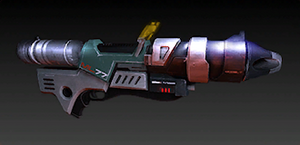 ML77 Missle Launcher Armory
