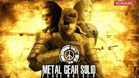 MGS Peace Walker OST - Heavens Divide (BEST QUALITY)