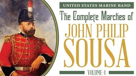 """SOUSA Columbia's Pride (1914) - """"The President's Own"""" United States Marine Band"""