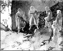 DisTide GITS-A Umibozu Ghost Troops