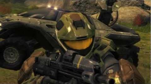 Defense of Earth (A Halo Reach Machinima)