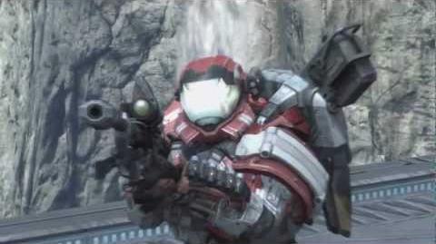 Halo Reach Sky Battle