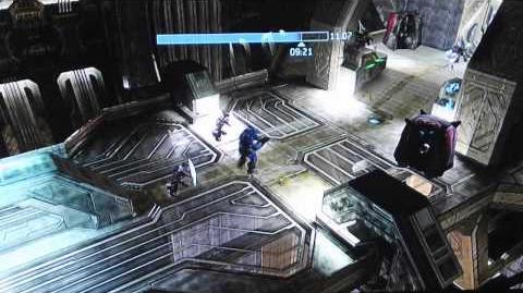 Halo 3 Covenant vs Flood...Better quality