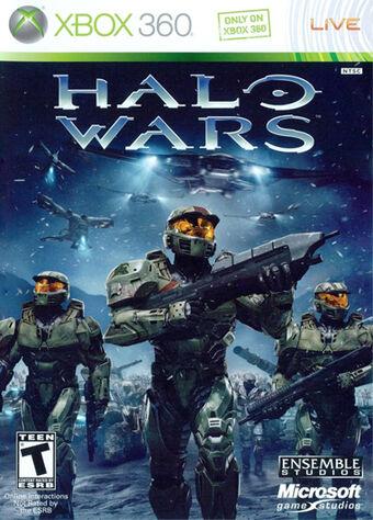 Halo Wars Halohistory And Gaming Wiki Fandom