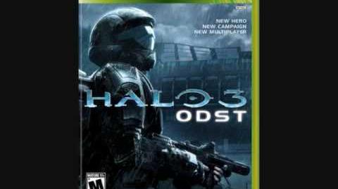 Halo 3 ODST Soundtrack-Romeo Level Best Part!