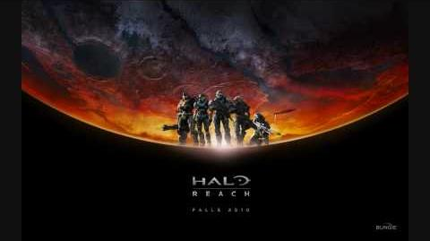 Halo Reach Soundtrack (OST) - Lone Wolf