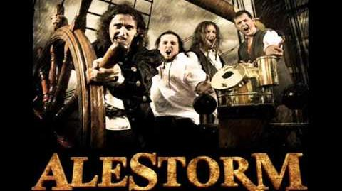 Alestorm - You Are a Pirate!