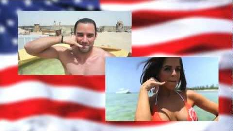 "Miami Dolphins Cheerleaders ""Call Me Maybe"" vs U.S. Troops ""Call Me Maybe"""