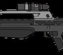 BR662-SHR Battle Rifle