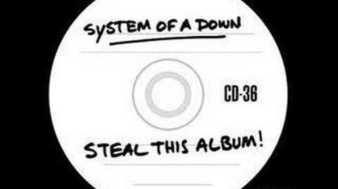 System Of A Down - I-E-A-I-A-I-O