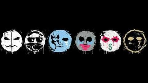 Hollywood Undead - Circles (W Lyrics)