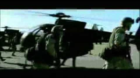 Black Hawk Down Citizen Soldier Music Video
