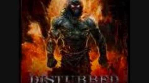 Disturbed-Inside The Fire (Lyrics In Description)