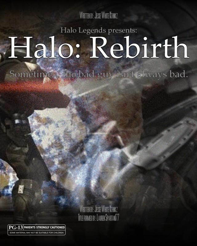 Halo- Rebirth