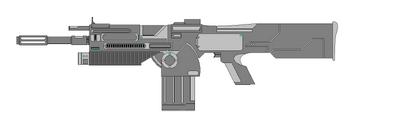 G48 Heavy Assault Rifle