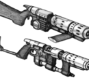 Burran Automatic Pulse Rifle