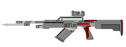 E17 Heavy Assault Rifle