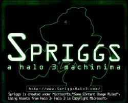 Spriggs Logo