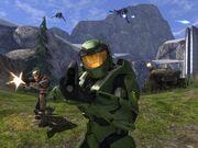 Halo1 recreation