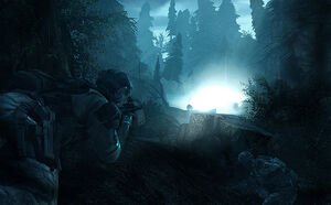 Soldados de noche