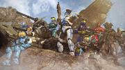 Halo a source ensemble sfm 4k by archangel470-db2nc33