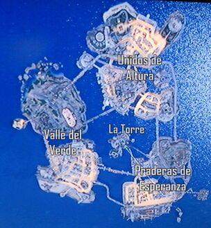 Ciudad Pacifica (nombres)