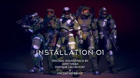 Installation 01 Original Soundtrack - Elder's Legacy Ft. Jonathan Churchill & Camilo S.-0