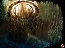 Interior de centaury IV