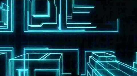 Official Tron Legacy Intro