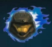 Blue Flaming Reforzamiento Spartan