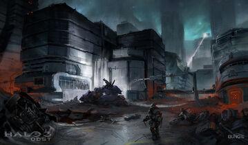 Halo 3 ODST by AvalanchJML