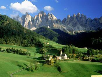 Montañas tacenirok