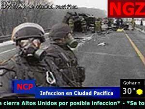 Infeccion Ciudad Pacifica