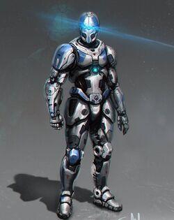 Spartan V andromeda