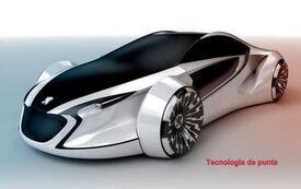 Autos futuristas chidos