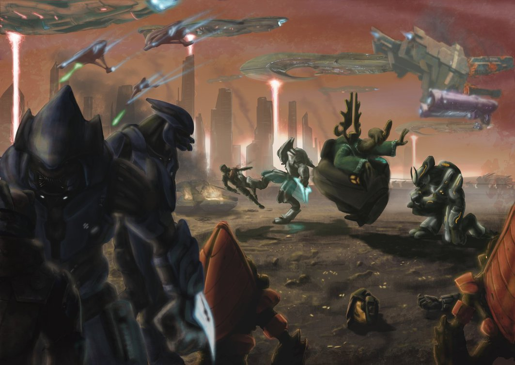 Primera Guerra Humano-Covenant (Universo-Aeternum) | Wiki Halo Fanon ...