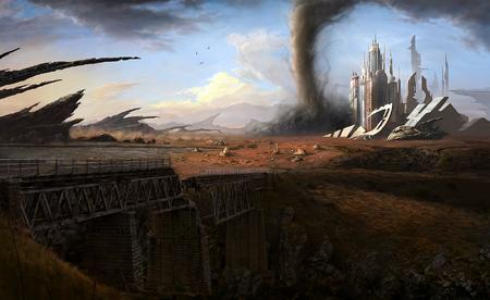Zarm-tornado