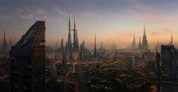 Lava City by dylancole