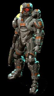 MJOLNIR Recruit