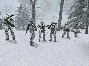 Winter patrol by kommandant4298-d559nzb