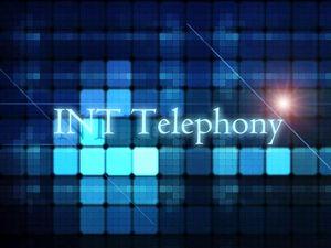 Int telephony