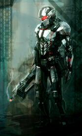 Spartan G armadura Suprem