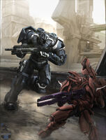 Spartan vs Elite