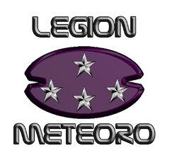 LOGO Legión Meteoro