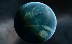 Planeta pequeño