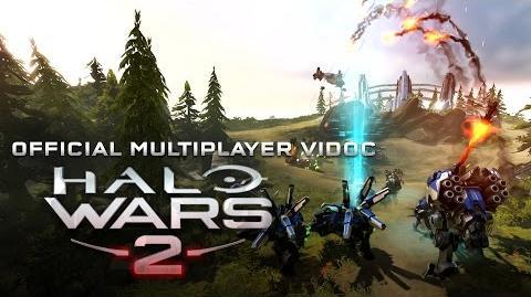 Halo Wars 2 - Многопользовательские режимы (RU)